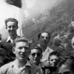 Gita al Lago anni '50